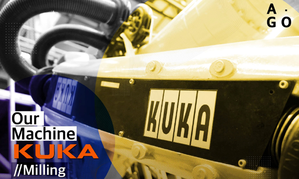 Our machine: KUKA & ABB Milling