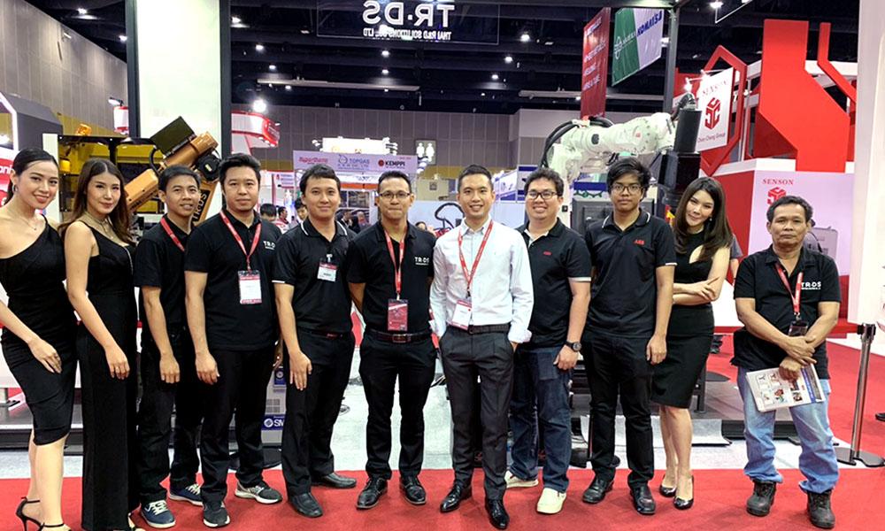 Thai R&D Solutions @ METALEX 2018